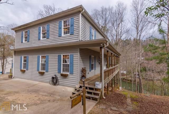 1341 Zenith Trail, Ellijay, GA 30540 (MLS #8676000) :: Athens Georgia Homes