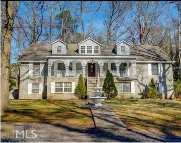 2724 Kelly Lake Rd, Decatur, GA 30032 (MLS #8676167) :: Buffington Real Estate Group