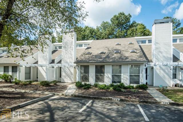 1508 Planters Ridge Lane, Alpharetta, GA 30004 (MLS #8676232) :: The Heyl Group at Keller Williams