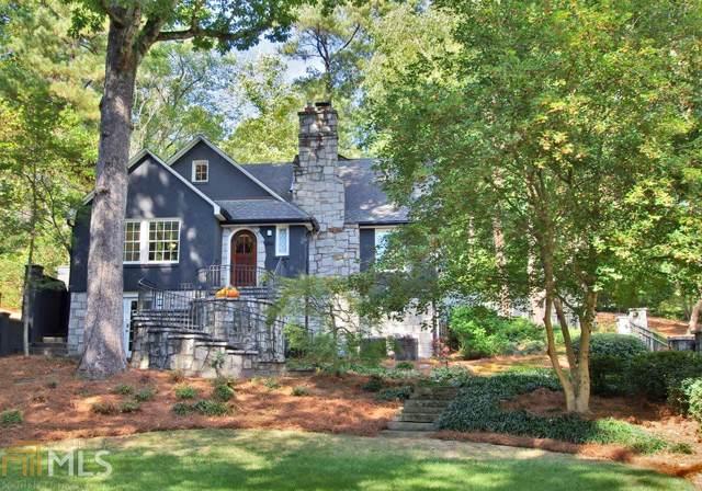 886 Wildwood Rd, Atlanta, GA 30324 (MLS #8676292) :: RE/MAX Eagle Creek Realty