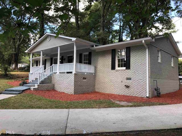 138 Dixon St, Jonesboro, GA 30236 (MLS #8676313) :: Athens Georgia Homes