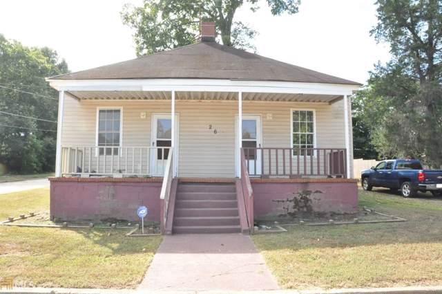 26 Cascade Ave, Griffin, GA 30223 (MLS #8676325) :: Athens Georgia Homes