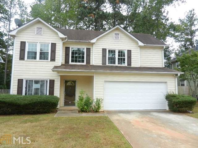 817 Shore Dr, Lithonia, GA 30058 (MLS #8676386) :: Athens Georgia Homes
