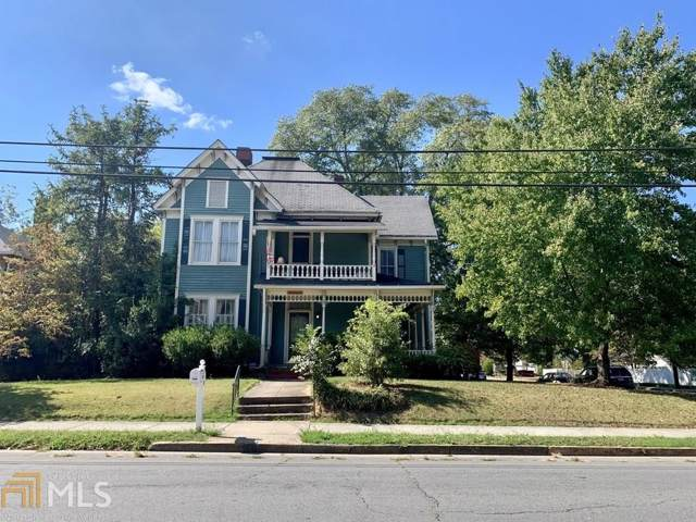 161 N College Street, Cedartown, GA 30125 (MLS #8676393) :: Athens Georgia Homes