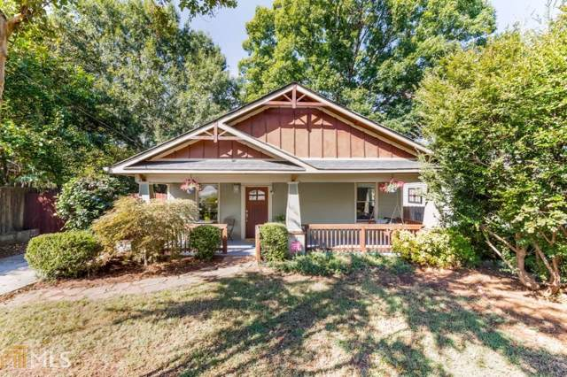 491 Pasley Ave, Atlanta, GA 30316 (MLS #8676467) :: Athens Georgia Homes