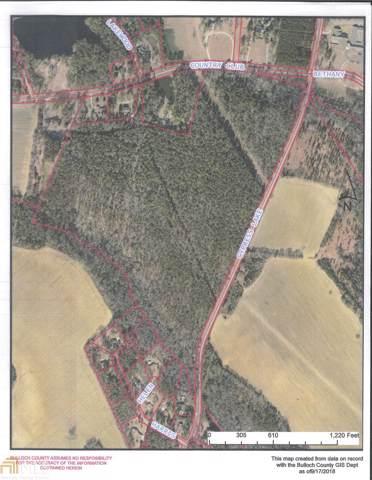 0 Cypress Lake Rd & Country Club Rd, Statesboro, GA 30458 (MLS #8676624) :: Buffington Real Estate Group