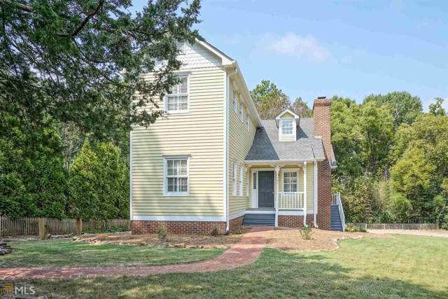 791 Old Post Rd, Madison, GA 30650 (MLS #8676772) :: The Realty Queen Team