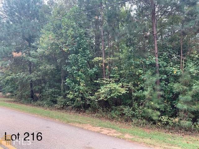 Lot 216 Sams Way, Eatonton, GA 31024 (MLS #8676840) :: The Heyl Group at Keller Williams