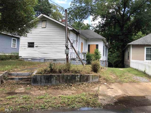 1005 NW Mayson Turner Rd, Atlanta, GA 30314 (MLS #8677019) :: Tim Stout and Associates
