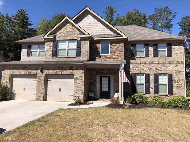 215 Birchwood Dr, Loganville, GA 30052 (MLS #8677056) :: Buffington Real Estate Group