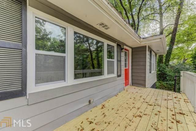 1447 Akridge Street Nw, Atlanta, GA 30314 (MLS #8677107) :: Tim Stout and Associates