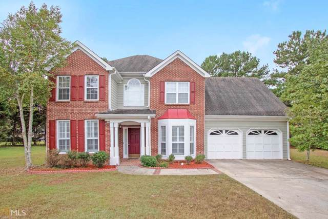 220 Heritage Lake, Fayetteville, GA 30214 (MLS #8677127) :: Buffington Real Estate Group