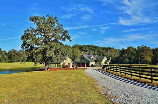 164 Gillespie Rd, Homer, GA 30547 (MLS #8677146) :: RE/MAX Eagle Creek Realty