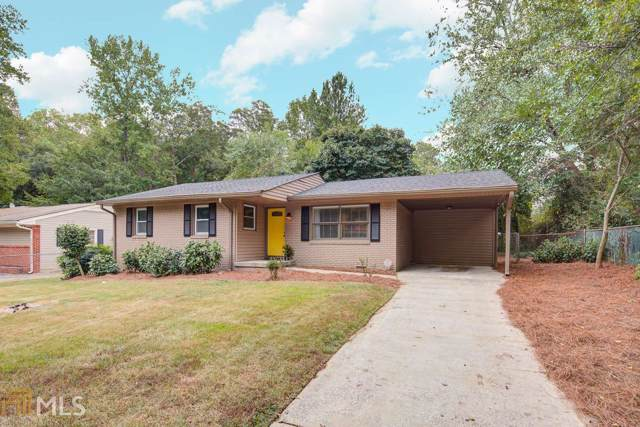 3053 Hollywood Dr, Decatur, GA 30033 (MLS #8677268) :: RE/MAX Eagle Creek Realty