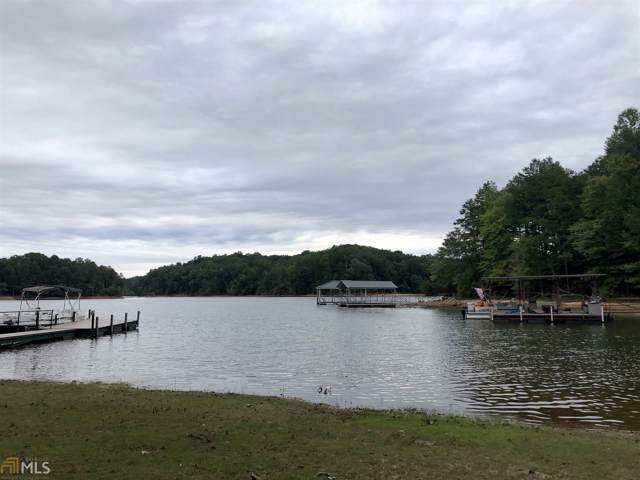 0 Parkview Dr #31, Fair Play, SC 29643 (MLS #8677306) :: AF Realty Group