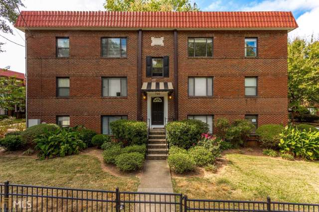 700 Argonne Ave #6, Atlanta, GA 30308 (MLS #8677330) :: Athens Georgia Homes