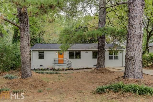 1737 Thomas Ter, Decatur, GA 30032 (MLS #8677446) :: RE/MAX Eagle Creek Realty