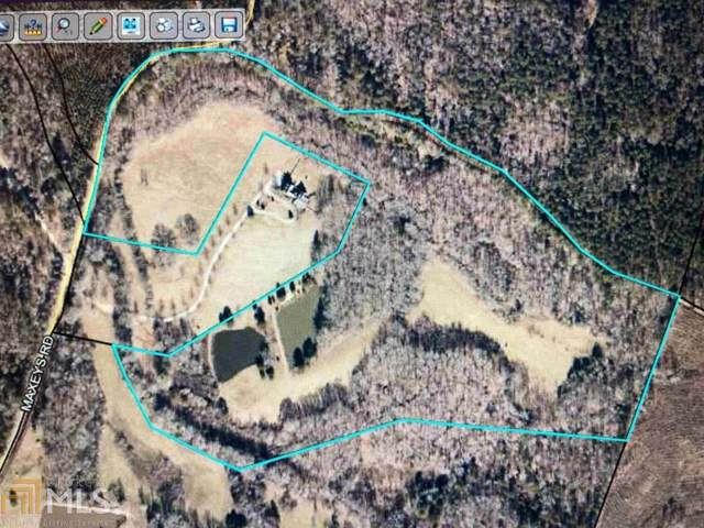00 Maxeys Rd, Union Point, GA 30669 (MLS #8677498) :: Buffington Real Estate Group