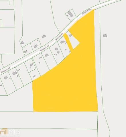 0 Hillcrest Rd, Hogansville, GA 30230 (MLS #8677507) :: Buffington Real Estate Group