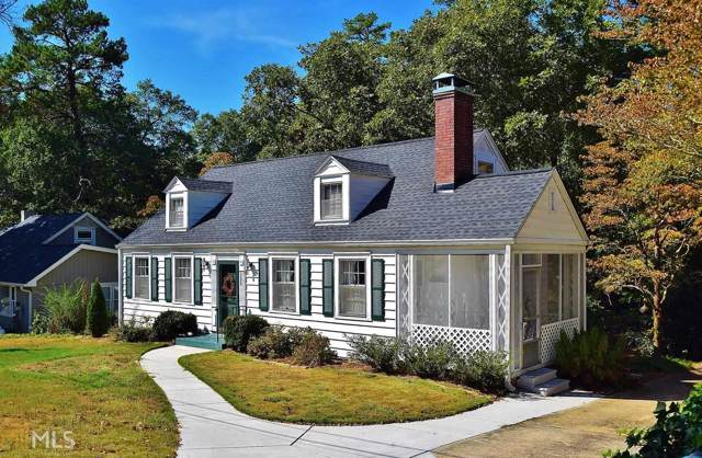 1079 Lanier Ave, Gainesville, GA 30501 (MLS #8677510) :: Bonds Realty Group Keller Williams Realty - Atlanta Partners