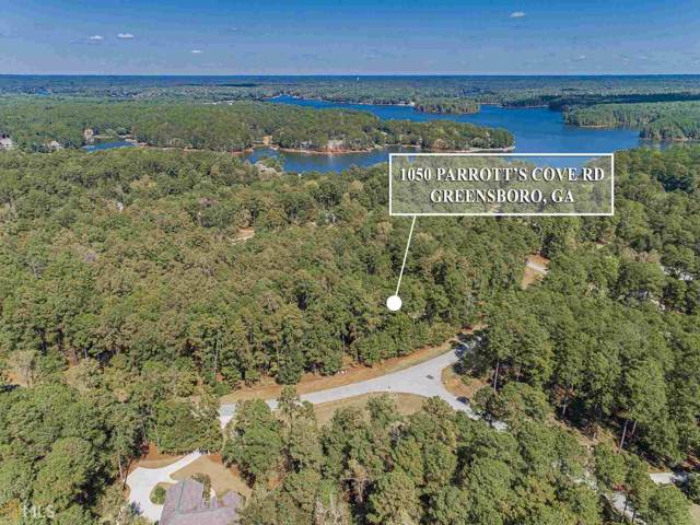 1050 Parrotts Cove Rd, Greensboro, GA 30642 (MLS #8677538) :: The Heyl Group at Keller Williams