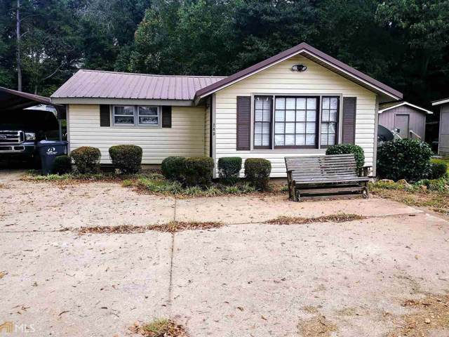 285 Lakeshore Dr, Monticello, GA 31064 (MLS #8677566) :: The Heyl Group at Keller Williams