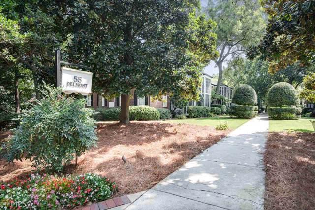 55 Delmont Dr Unit # A1, Atlanta, GA 30305 (MLS #8677582) :: Buffington Real Estate Group