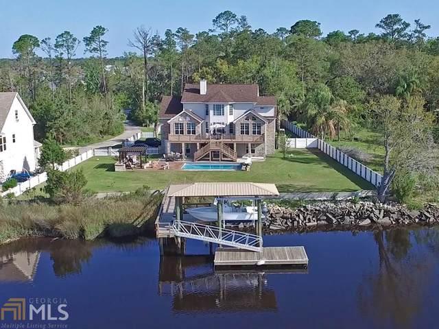 827 E Riverview Dr, St. Marys, GA 31558 (MLS #8677602) :: Buffington Real Estate Group