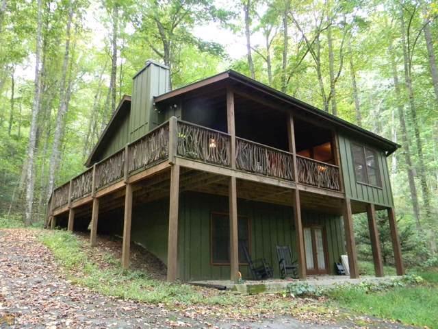 8463 Soapstone Creek Cir, Hiawassee, GA 30546 (MLS #8677627) :: The Heyl Group at Keller Williams