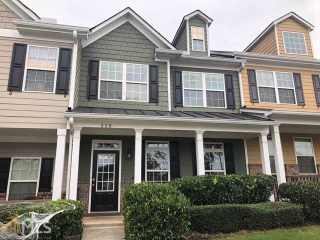 538 Georgia Way, Woodstock, GA 30188 (MLS #8677638) :: Buffington Real Estate Group