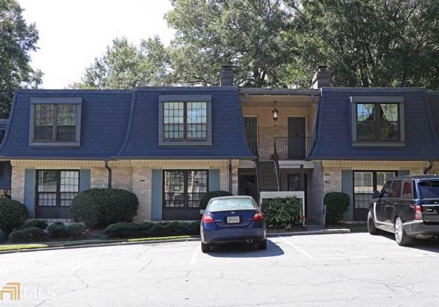143 Woodmere Sq, Atlanta, GA 30327 (MLS #8677645) :: Buffington Real Estate Group