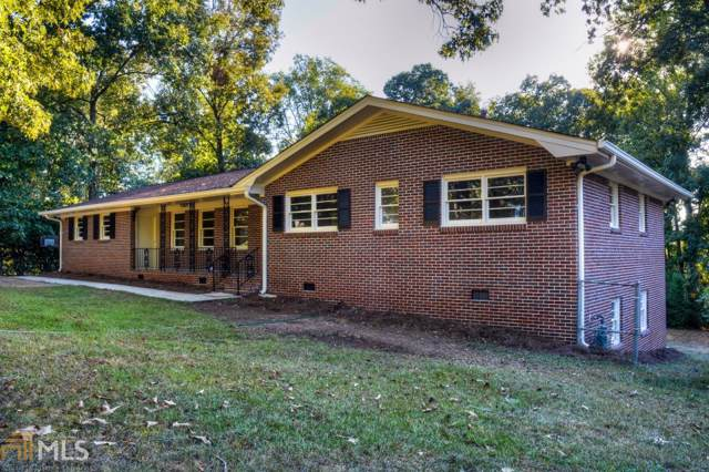 3659 Snapfinger Rd, Lithonia, GA 30038 (MLS #8677733) :: Buffington Real Estate Group