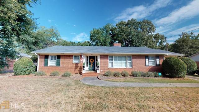 306 Moye St, Barnesville, GA 30204 (MLS #8677743) :: Bonds Realty Group Keller Williams Realty - Atlanta Partners