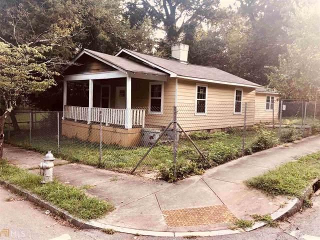 1073 SW Coleman St, Atlanta, GA 30310 (MLS #8677758) :: The Heyl Group at Keller Williams