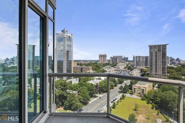 2795 Peachtree Rd #1709, Atlanta, GA 30305 (MLS #8677764) :: Buffington Real Estate Group