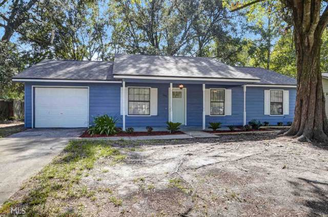 102 Laurel Lane, Kingsland, GA 31548 (MLS #8677775) :: Buffington Real Estate Group