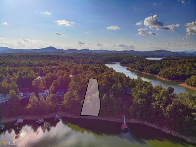 Lot 99 Eagle Bend Subdivision, Blairsville, GA 30512 (MLS #8677832) :: Team Reign