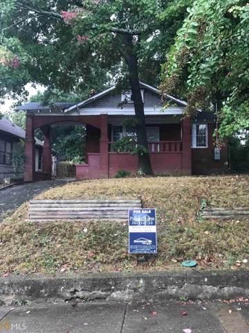938 SW Dill Ave, Atlanta, GA 30310 (MLS #8677833) :: The Heyl Group at Keller Williams