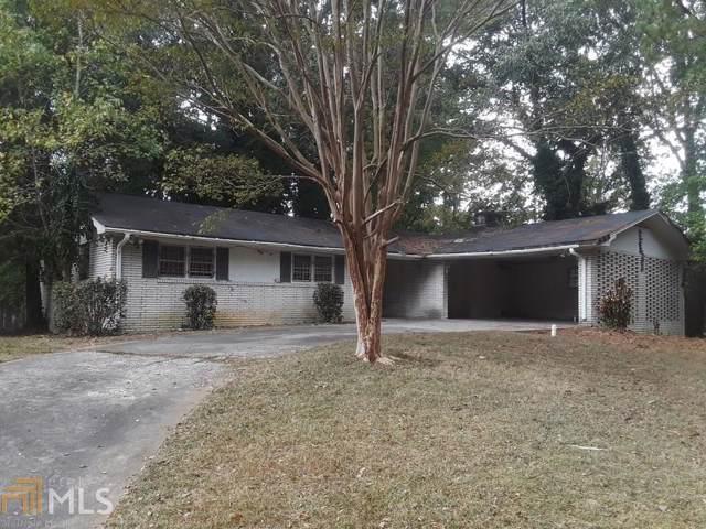 2627 Black Forest Trail Sw, Atlanta, GA 30331 (MLS #8677839) :: Buffington Real Estate Group