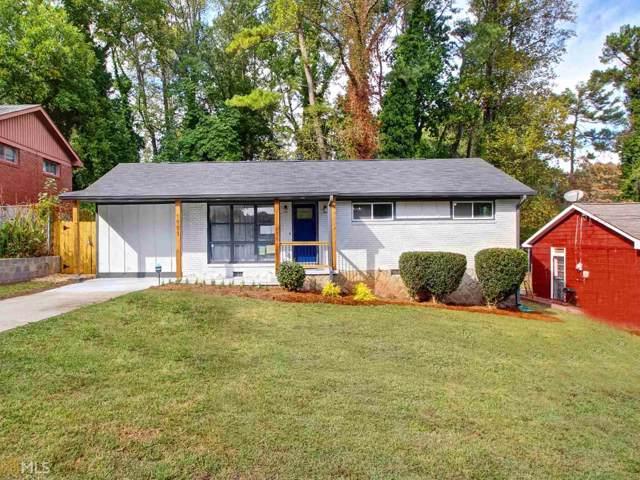 1901 Rosewood Rd, Decatur, GA 30032 (MLS #8677877) :: Buffington Real Estate Group