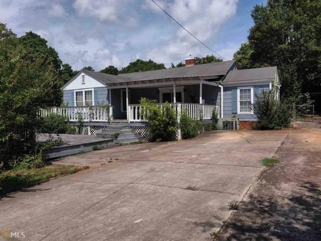 607 Hill St, Thomaston, GA 30286 (MLS #8677982) :: The Heyl Group at Keller Williams