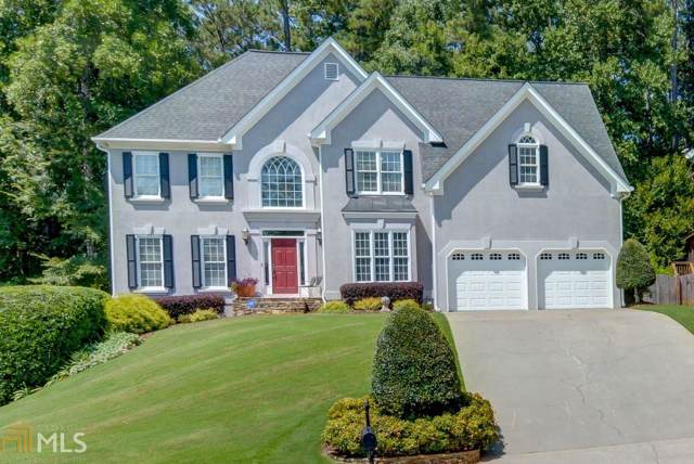 4484 Marchbolt Ct, Peachtree Corners, GA 30092 (MLS #8678034) :: Anita Stephens Realty Group