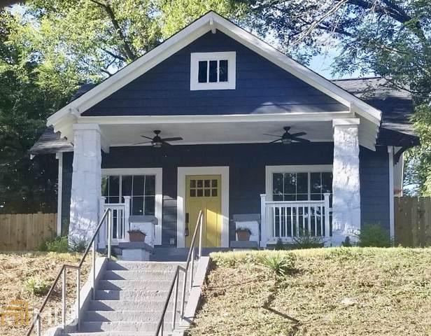1447 SW Beecher St, Atlanta, GA 30310 (MLS #8678072) :: The Heyl Group at Keller Williams
