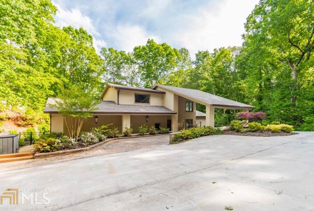 8720 Fields Ford Road, Gainesville, GA 30506 (MLS #8678119) :: Buffington Real Estate Group
