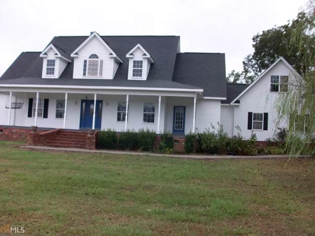 501 Covena Rd, Swainsboro, GA 30401 (MLS #8678157) :: The Durham Team