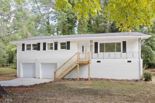 4296 Carrollwood, Stone Mountain, GA 30083 (MLS #8678263) :: RE/MAX Eagle Creek Realty