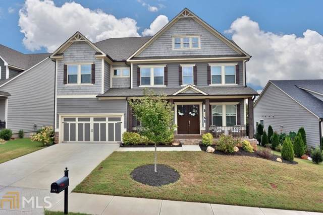 341 Woodridge Pass, Canton, GA 30114 (MLS #8678289) :: The Durham Team