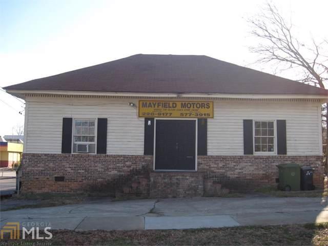 530 W Taylor St, Griffin, GA 30223 (MLS #8678296) :: Bonds Realty Group Keller Williams Realty - Atlanta Partners