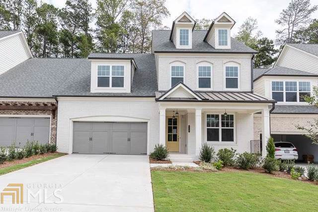 117 Calder Dr #37, Alpharetta, GA 30009 (MLS #8678411) :: Buffington Real Estate Group