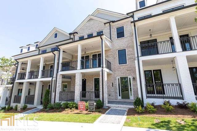 115 Harlow Cir #195, Roswell, GA 30076 (MLS #8678449) :: Buffington Real Estate Group